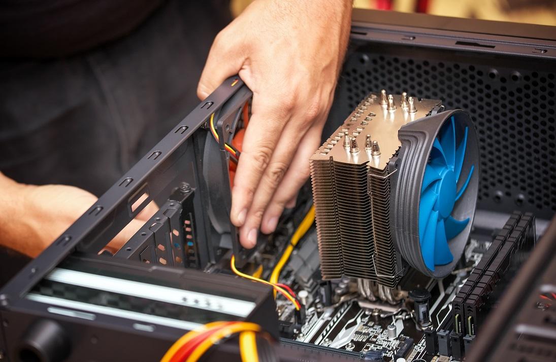 Montaż komputerów stacjonarnych częstochowa